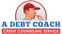 A Debt Coach Logo