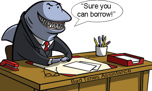 Signs-to-Spot-Loan-Sharks